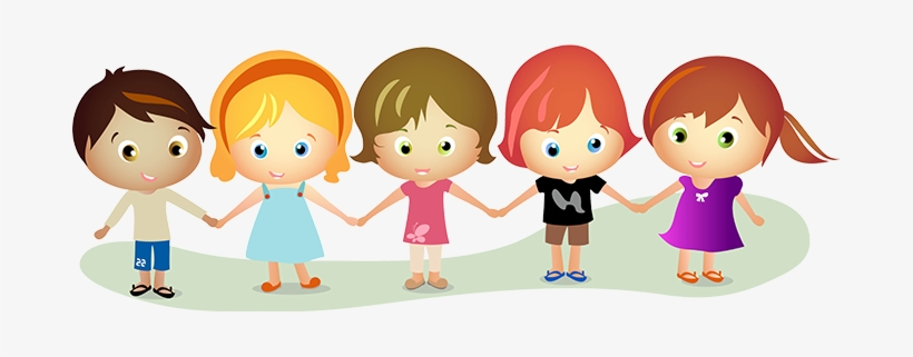 Vector Library Stock God And Children Png Transparent - Love One Another Children, transparent png #1215965