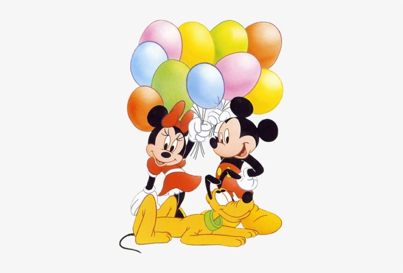 Turma Do Mickey Da Disney Fazendo Anivers 225rio Imagens Mickey