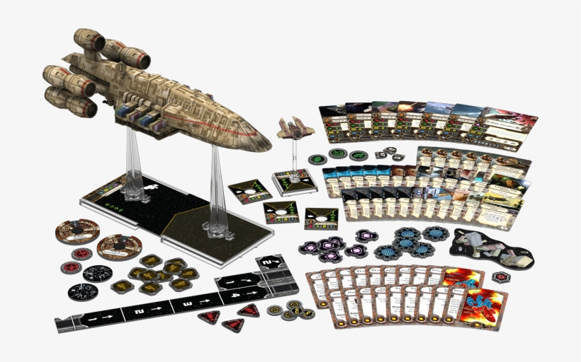 I'm Starting To Feel Like A Hutt, As Opposed To Just - Star Wars X-wing C-roc Cruiser Expansion Pack, transparent png #1220048