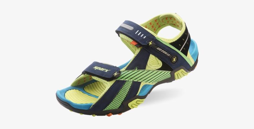 Sparx Sandals Ss433 - Spark Sandal Png