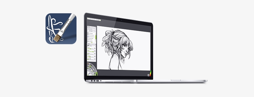 Artrage - Wacom Intuos Draw Software - Free Transparent PNG Download