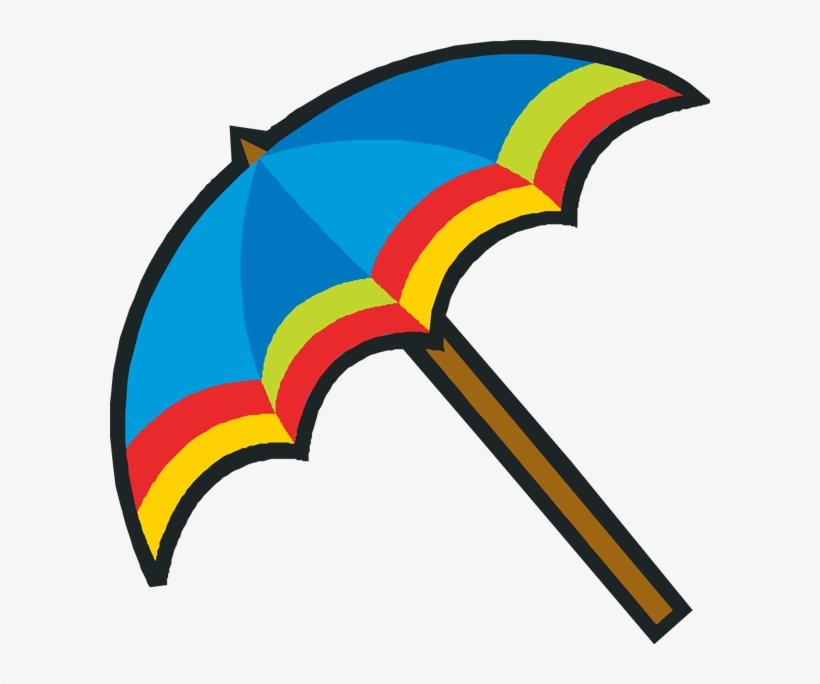 Beach Umbrella Clipart Sun Clip Art Transpa Png 1223556