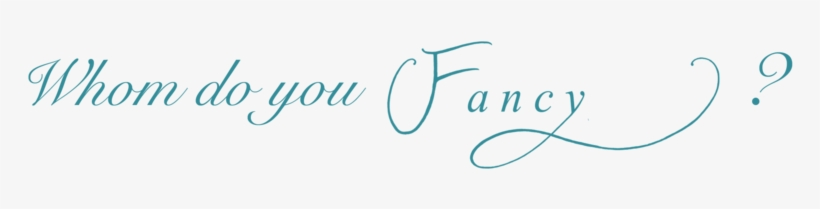 Whom Do You Fancy - Cute I Love You, transparent png #1223885
