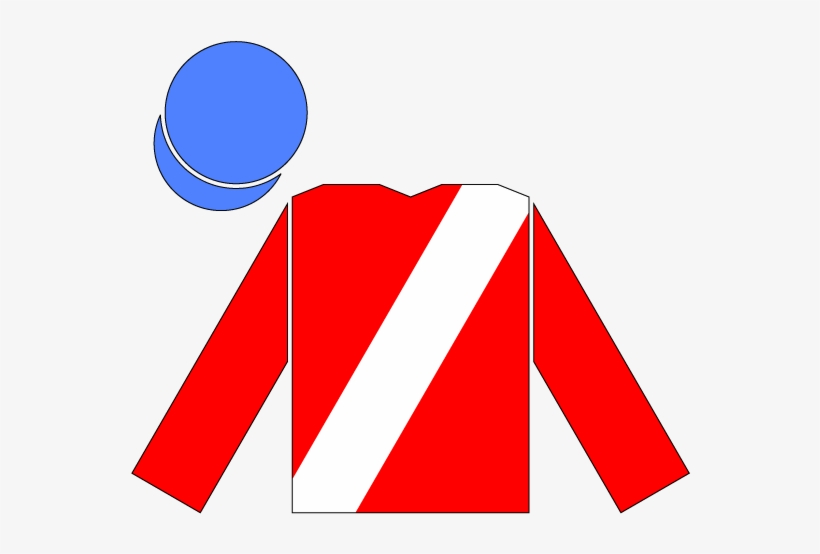 Racing Silks Of Cheveley Park Stud - Famous Horse Racing Colours, transparent png #1224177