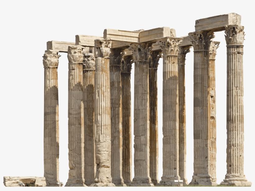 About Trivium - Temple Of Olympian Zeus, transparent png #1224205