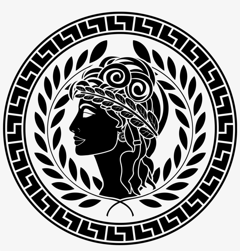 About Us Athena Must Have Greek Athena Crest
