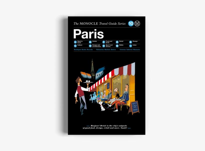 The Monocle Travel Guide Series Paris - Kyoto Monocle Guide Travel, transparent png #1227571