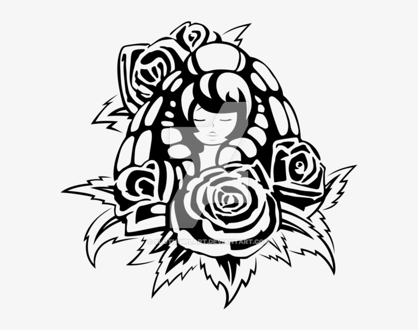 Clip Art Transparent Stock Drawing Gems Tattoo - Steven Universe Rose Quartz Tattoo, transparent png #1229269