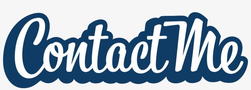 Contact - Contact Me On Facebook, transparent png #1229632