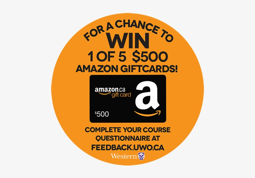 For A Chance To Win 1 Or 5 $500 Amazon Gift Cards - Kinguin Amazon Gift Card Us, transparent png #1230184