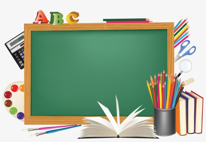 - Png V - 9 - 3 Wallpaper - Ax - - School Supplies Clipart, transparent png #1232306