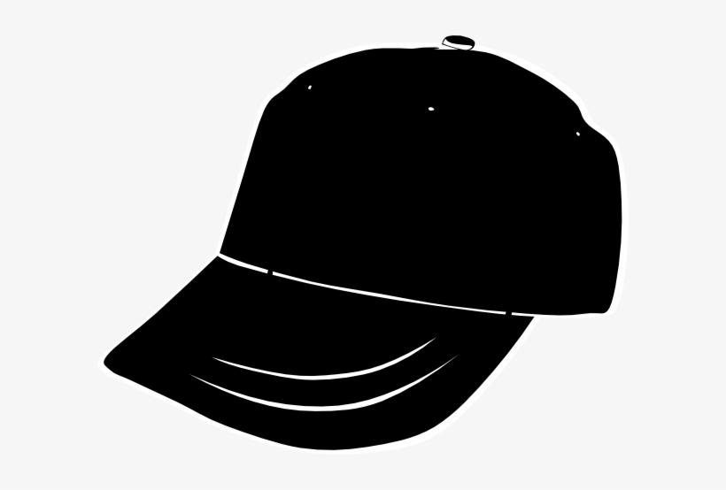 Baseball Cap Free Png Transparent Background Images - Black Cap Vector Png 400f6658996