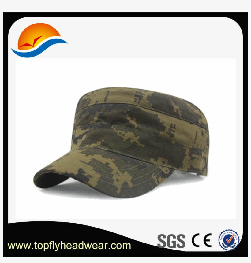 ... Gvcp9asa Promotion. Hot Fashion Personalized Custom Flat Top Mens Army  Style Hats. Custom Logo Flat Top Military Style Caps For Men Baseball Cap fe3f3e5f101c