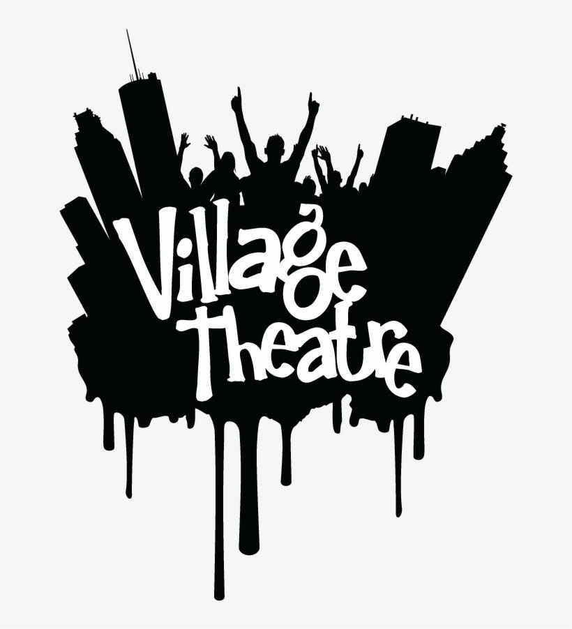 Village Theater - Village Theatre Atlanta Logo, transparent png #1238791