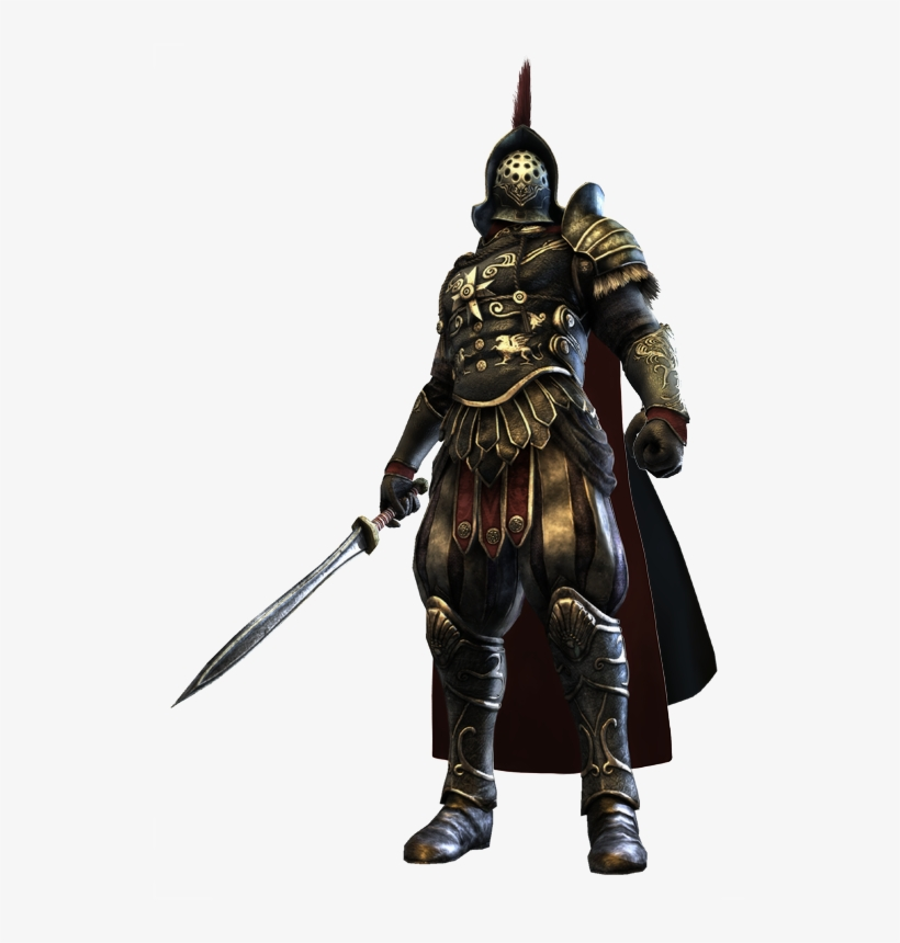 Gladiator Render - Assassin's Creed Revelations Ancestors Character, transparent png #1239133