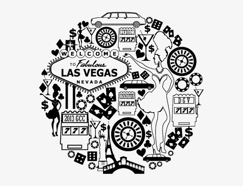 How To Carry Weed Legally In Las Vegas - Welcome To Fabulous Las Vegas Sign, transparent png #1241430