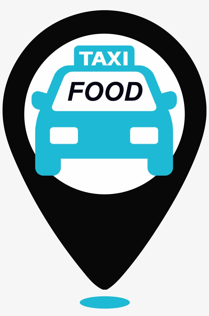 Food Taxi App Logo - Easy Taxi Office, transparent png #1242807