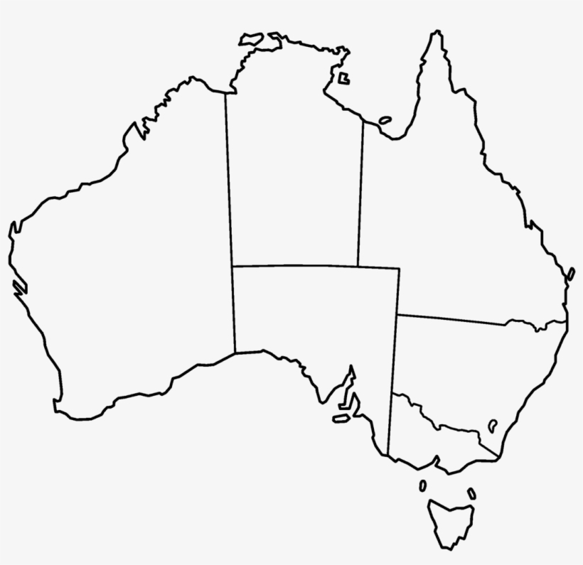 Australia Map Template.Maps Of Australia Beauteous Map Template Justeastofwest Map Of