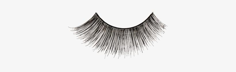 Kryolan Stage B6 False Eyelashes - Kryolan Stage B6 False Eyelashes (pair), transparent png #1245437