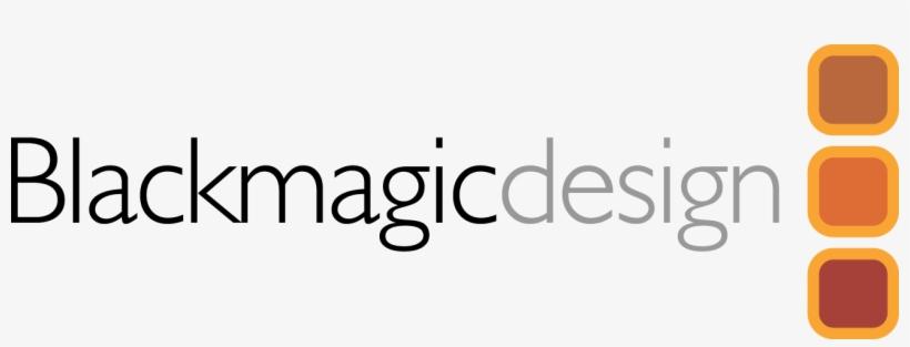 Blackmagic Design Logo - Blackmagic Design Logo Transparent, transparent png #1246301
