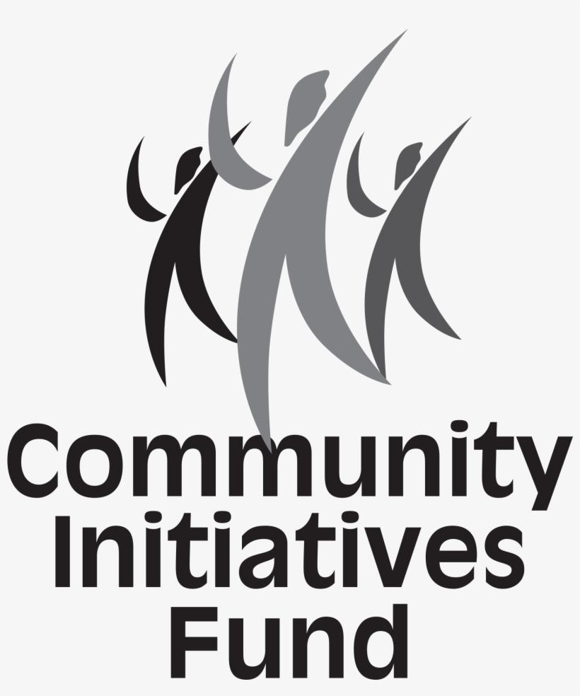 Png - Community Initiatives Fund Logo, transparent png #1246665