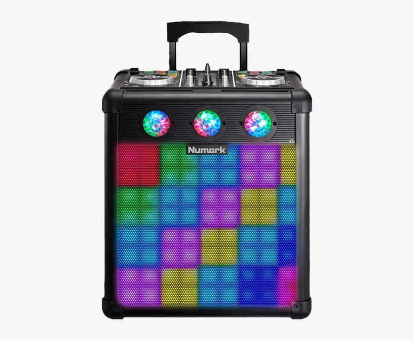 The Numark Party Mix Pro Is The All In One Dj Solution - Numark Party Mix Pro, transparent png #1247039