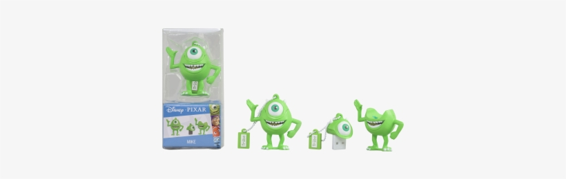 Tribe Pixar Mike 16gb Usb - Tribe Pixar Mike Usb Flash Drive (8gb), transparent png #1247919