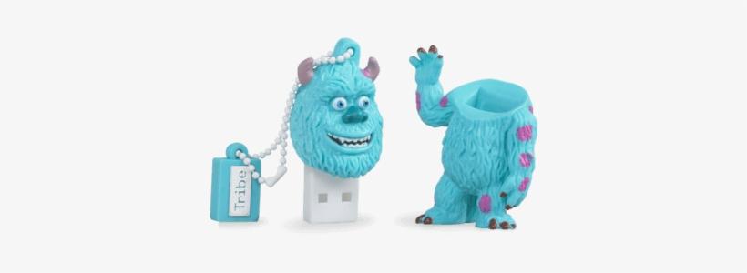 Pixar - Tribe Pixar James Sullivan Usb Flash Drive - 8gb, transparent png #1248013