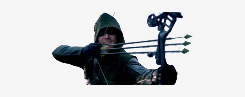Green Arrow Shoot Arrow, transparent png #1249541