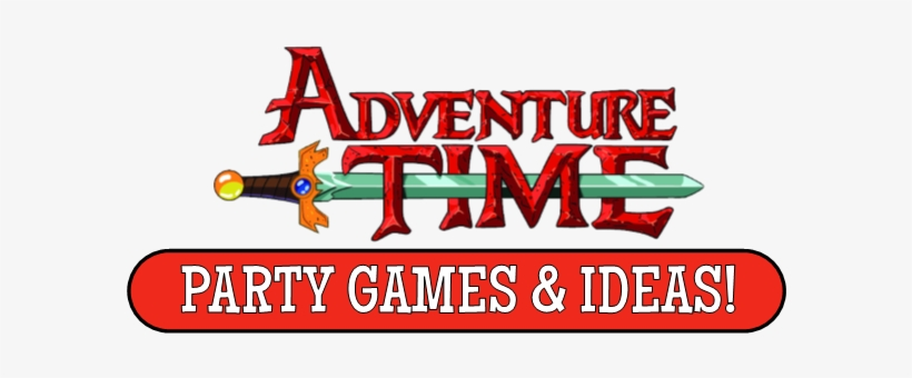 Adventure Has A New Face, Well Several Faces You Could - Adventure Time Pirates Of The Enchiridion Logo Png, transparent png #1250375