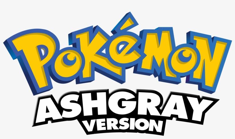 Pokemon Ashgray Fan Logo - Pokemon 9-pocket Portfolio: Pikachu, transparent png #1251177