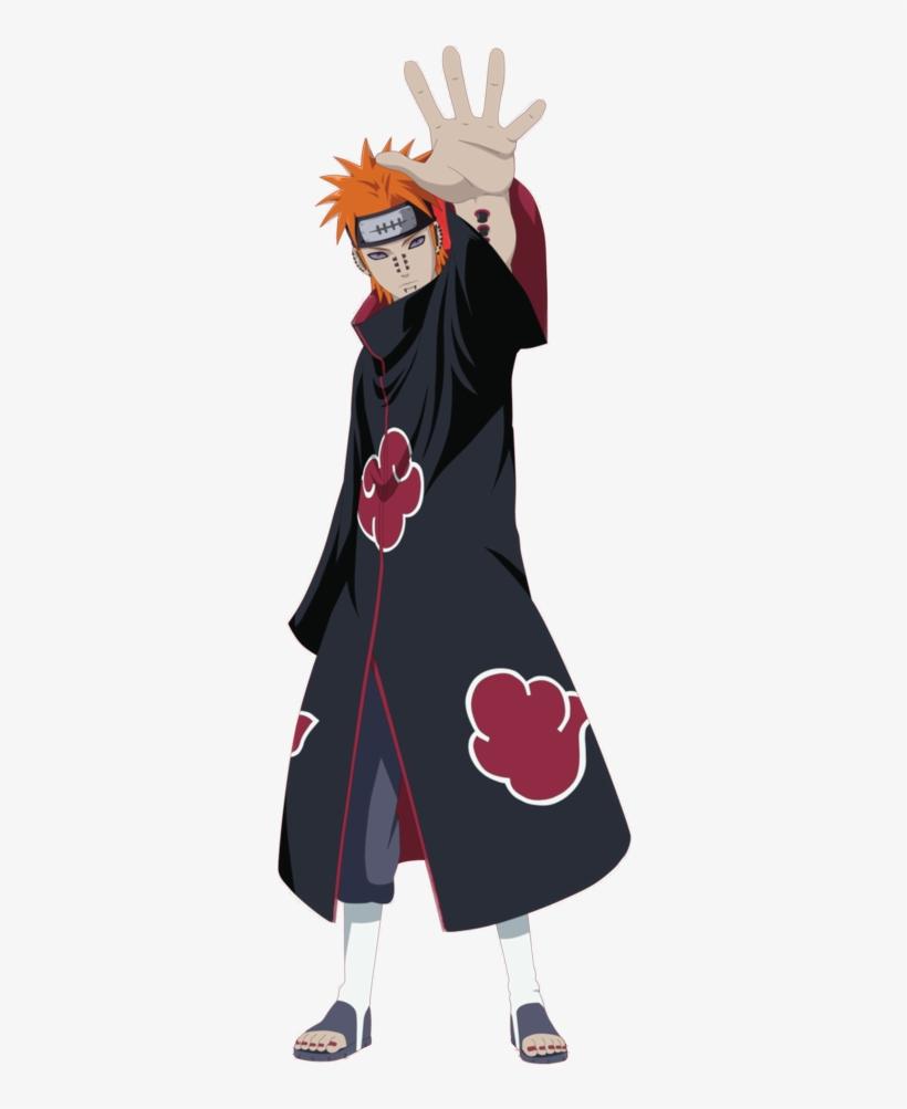 Naruto Pain Png Png Free Download Pain Naruto Png Free Transparent Png Download Pngkey