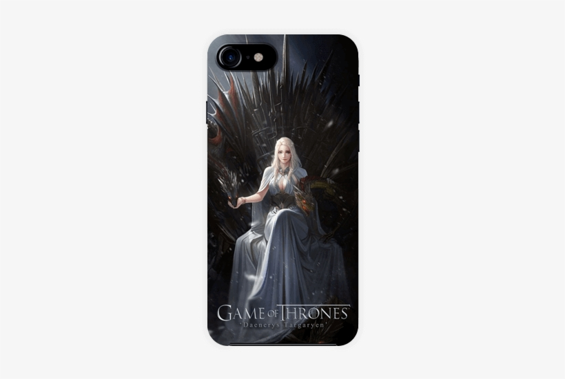 ₹499 - - Game Of Thrones Daenerys Iron Throne, transparent png #1252841