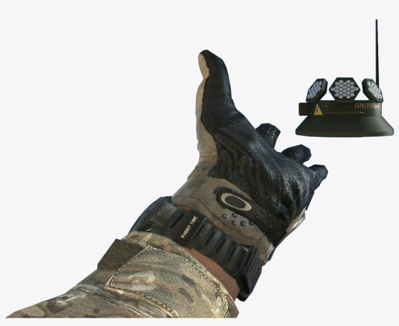 Mw3 Portable Radar Throw Portable Radar Mw3 Free Transparent Png