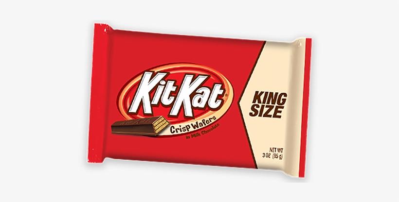 Candy Bar Png Pic - Kit Kat King Size Bar, transparent png #1254749