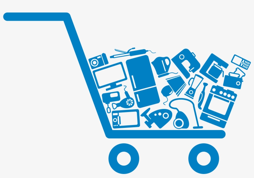 Online Shopping Png Clipart - Online Shopping Logo Png, transparent png #1256602