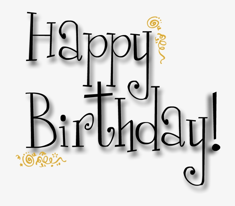 Birthday Png Birthdayby Word Art Pinterest Birthdays - Happy Birthday Name Png, transparent png #1257202