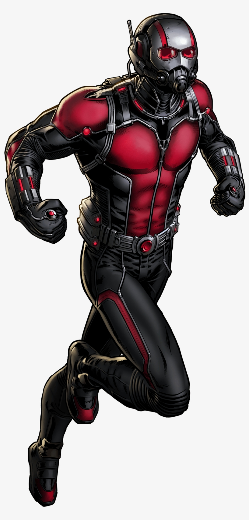 This is a picture of Sly Marvel Heroes Ant Man
