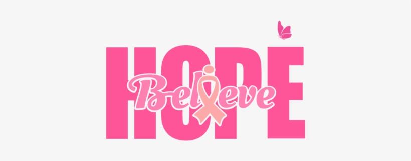 Hope Awareness Ribbon Breast Cancer Awareness Svg Free