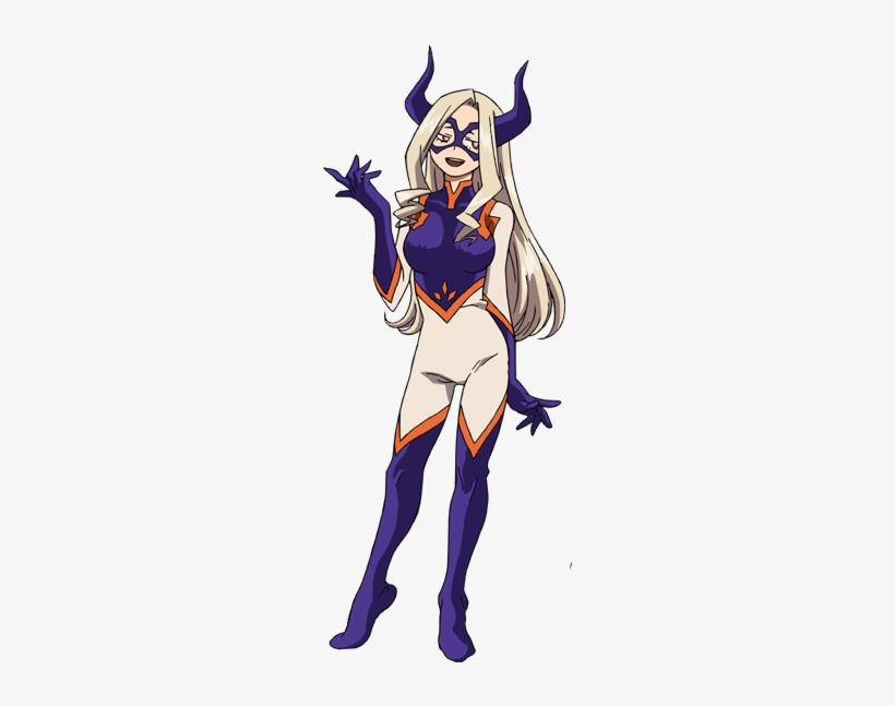 Mount Lady - My Hero Academia Costumes, transparent png #1261803