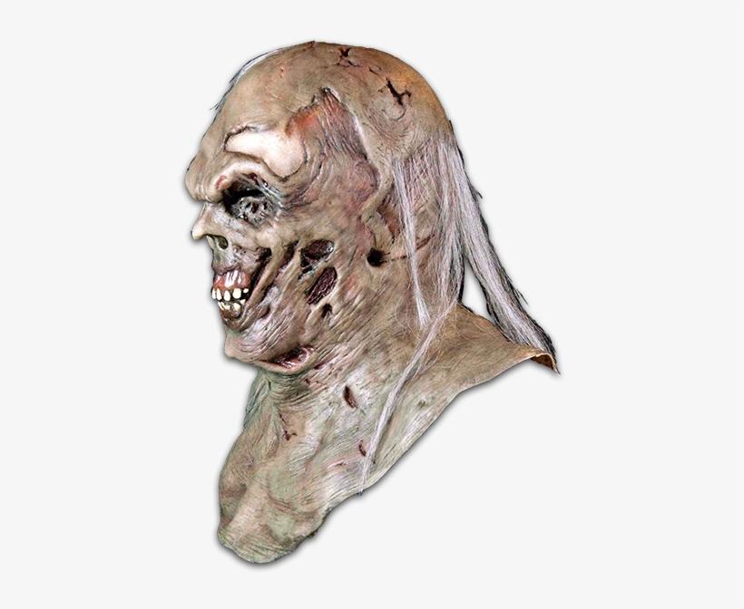 Water Zombie Halloween Mask - Go Halloween Superstore Water Zombie Halloween Mask, transparent png #1262599