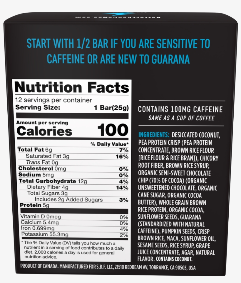 Our Nutrition Facts & Ingredients - Nestle Toll House Peanut Butter Cookie Dough 16 Oz., transparent png #1265770