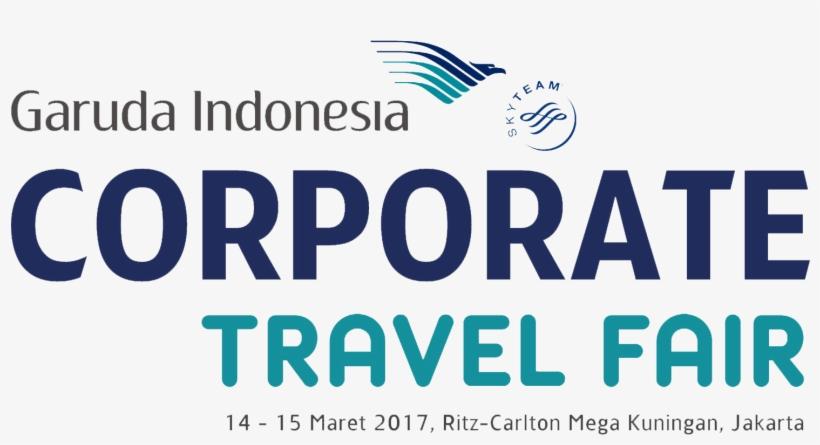 Garuda Indonesia Corporate Travel Fair - Corporate Events Logo Png, transparent png #1268322