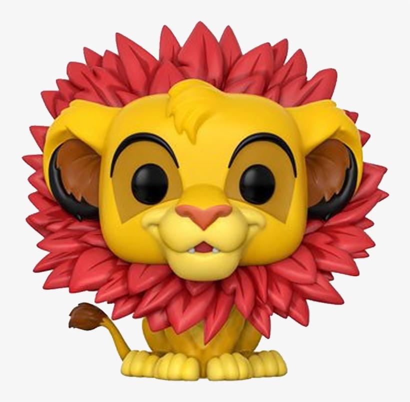 Vinyl The Lion King - Lion King Simba, transparent png #1270523