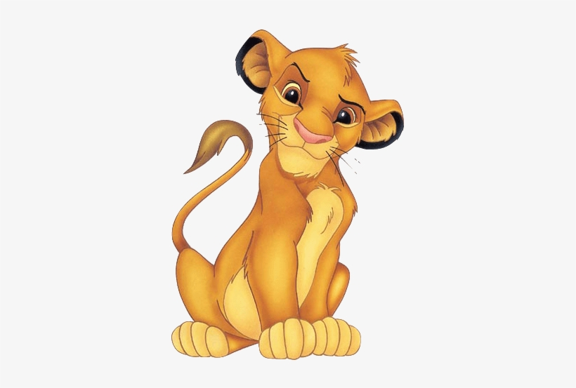"""""""i Want To Do It Myself """" - Lion King Characters Simba, transparent png #1270653"""