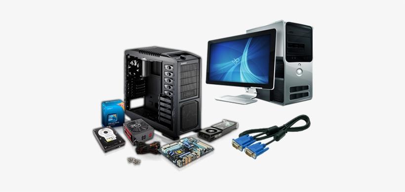 El Cpu Es Como El Cerebro De La Computadora - Reparacion Y Mantenimiento De Computadoras Png, transparent png #1271104