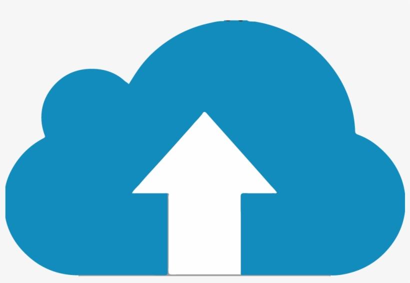 Icon - Cloud Storage Cloud Icon, transparent png #1271362