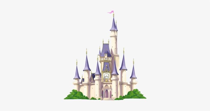 Disney Castle Silhouette Logo Png - Disney Princess Castle, transparent png #1273325
