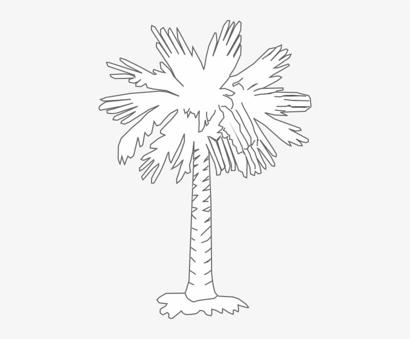 Convert To Base64 South Carolina Logo - South Carolina Flag Tree, transparent png #1273811