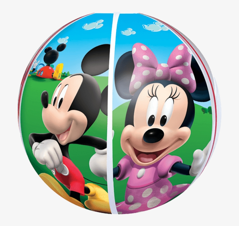 Mickey Mouse Clubhouse Swimming Pool Balls, transparent png #1274186